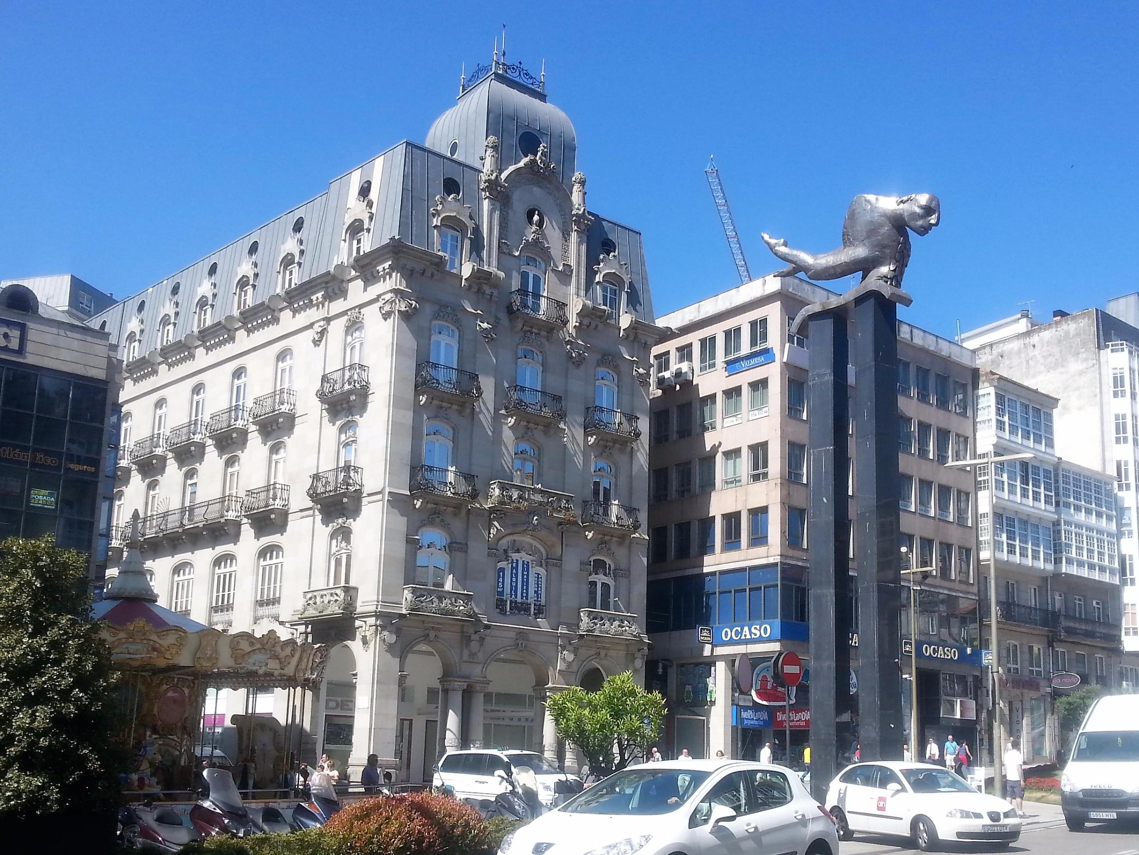 Puerta del Sol, Vigo
